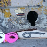 3 Darsteller, Alt Moabit, Berlin Tiergarten