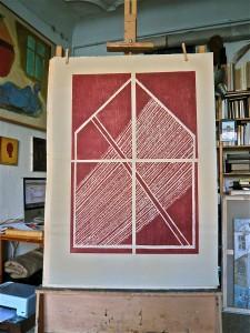Atelier mit Denk-Blatt 2010