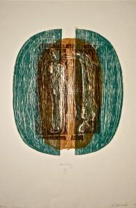 1995, Handdruck, Blattgrösse je 61x42 cm